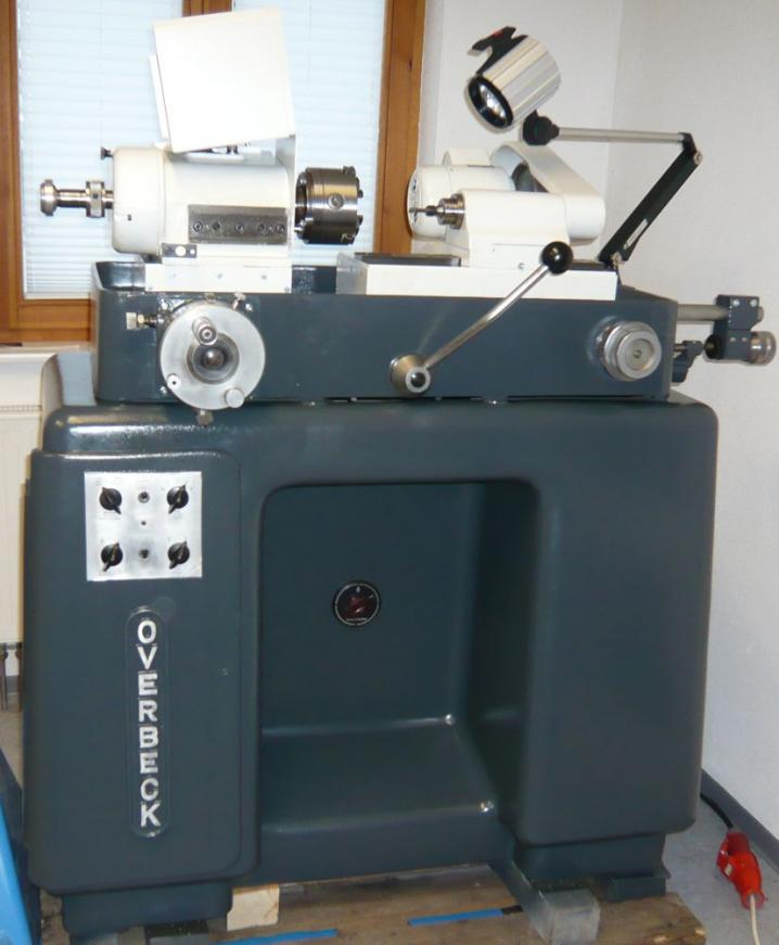 OVERBECK Zetto 30 internal grinder